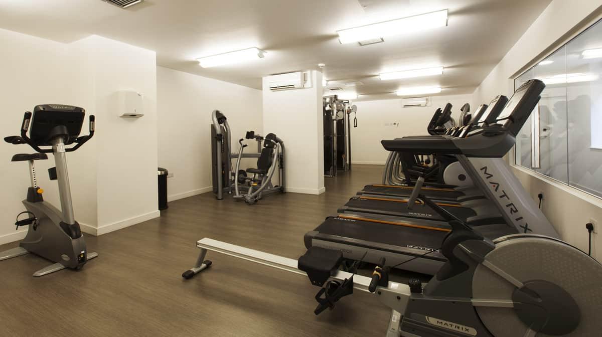 Hammersmith residence gym