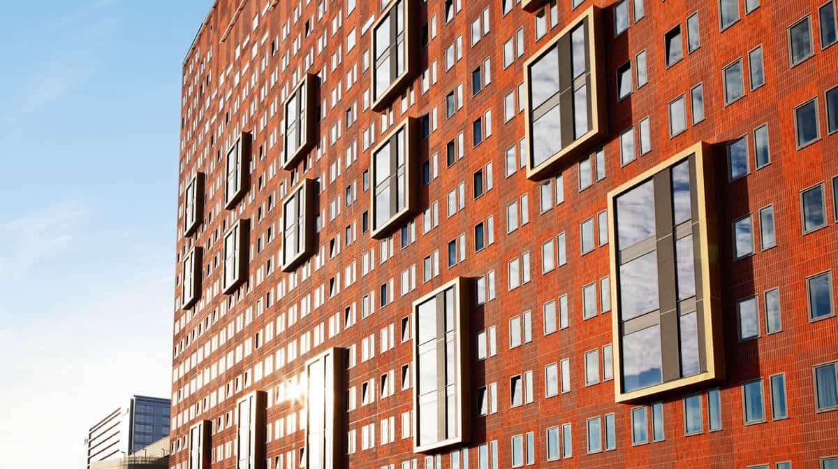 Stratford residence - exterior
