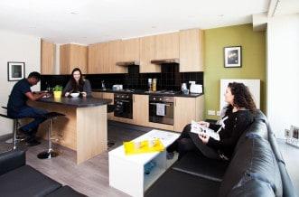 Stratford residence - kitchen