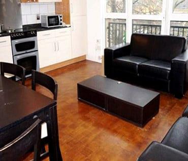 Trimdon flat, Camden