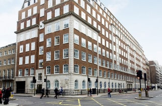 Bloomsbury residence