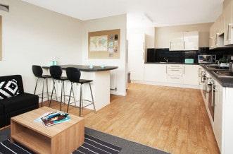 Tottenham residence studio