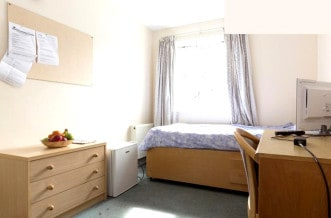 Westferry Residence Accommodation - Bedroom