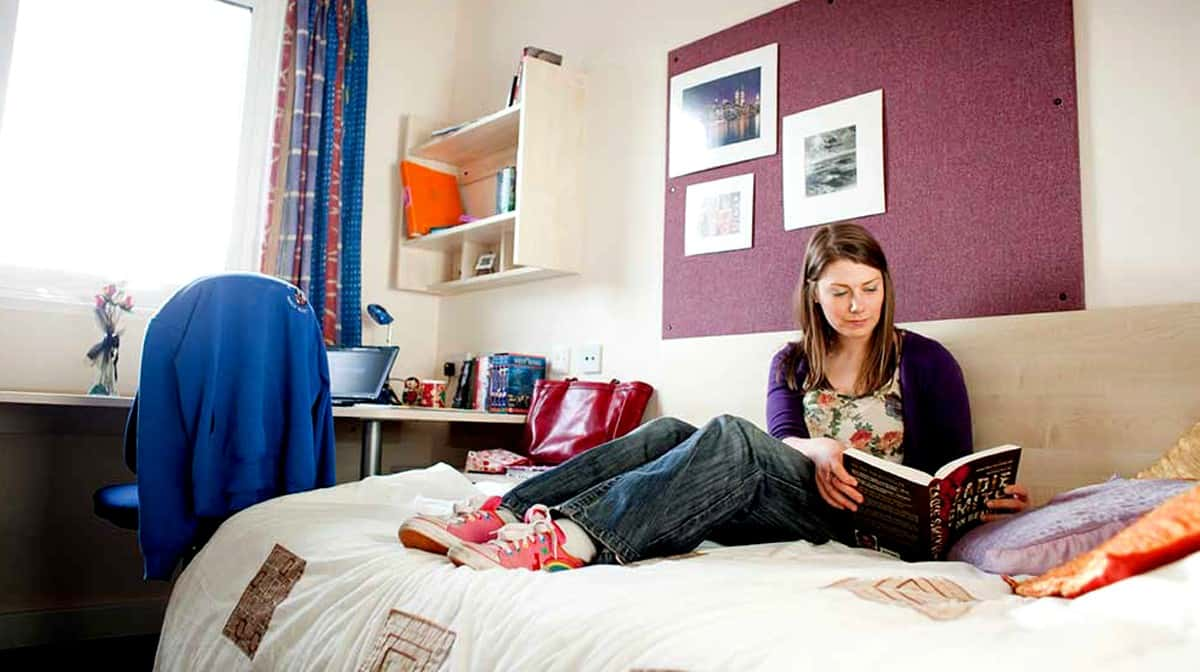 King's Cross Residence Accommodation - Bedroom