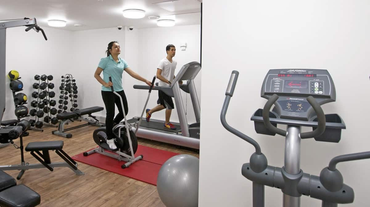 Angel Residence Accommodation - Gym