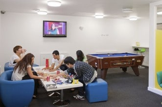 Angel Residence Accommodation - Common Room