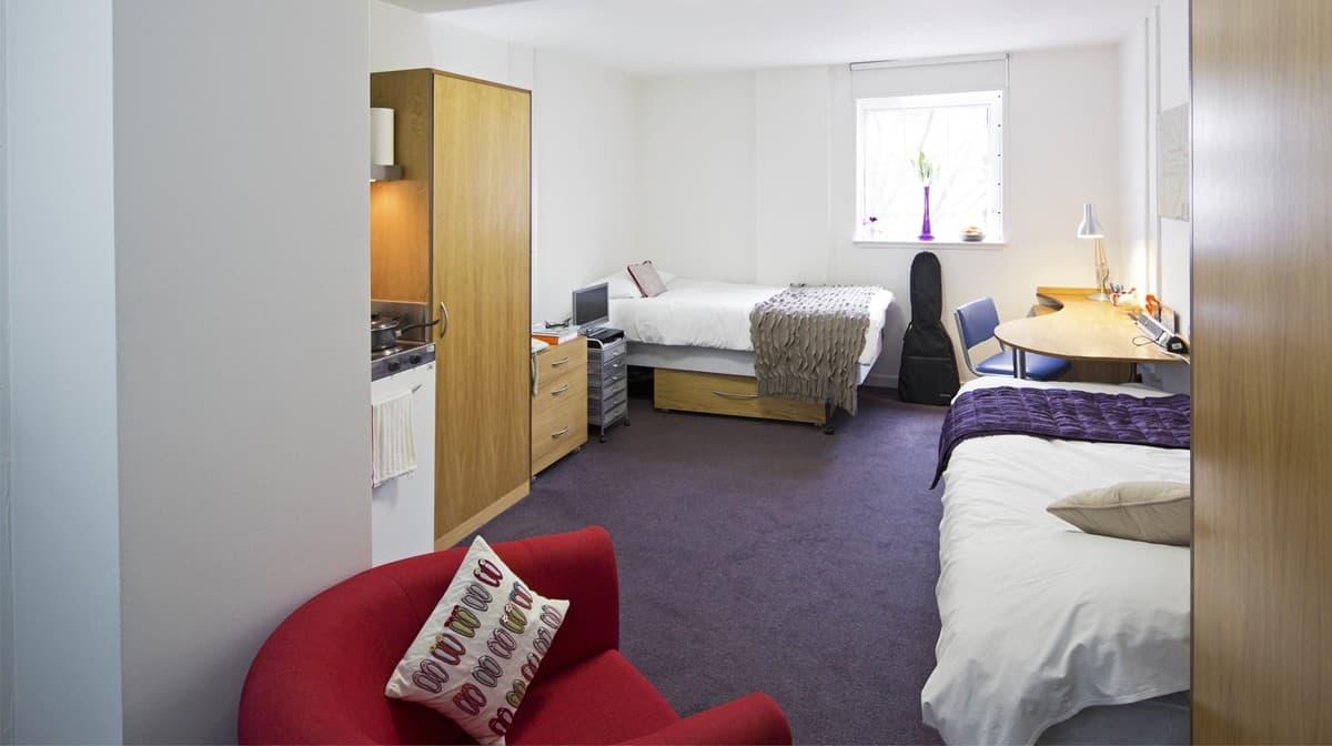 Angel Residence Accommodation - Double Studio