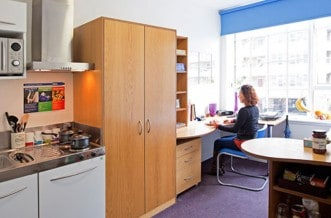 Angel Residence Accommodation - Study