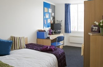 Angel Residence Accommodation - Bedroom