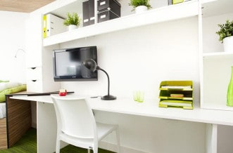 Aldgate Residence Accommodation - Study