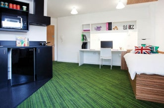 Aldgate Residence Accommodation - Dining Area