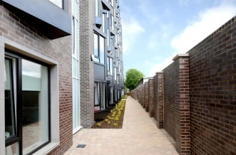 Mile End Residence Accommodation - External