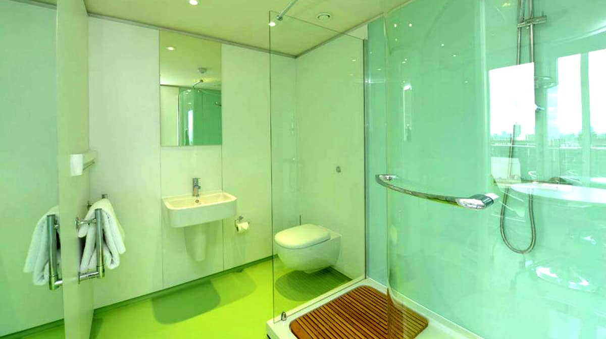 Mile End Residence Accommodation - Bathroom
