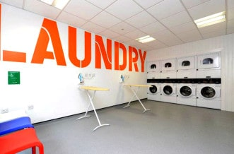 Mile End Residence Accommodation - Laundry