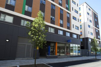 Tottenham Residence Accommodation - External