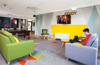 Tottenham Residence Accommodation - Common Room