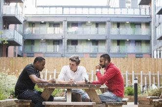 Tottenham Residence Accommodation - Common Area