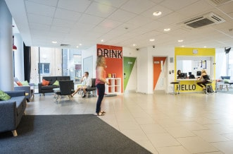 Tottenham Residence Accommodation - Reception