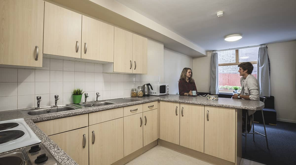 Seven Sisters Residence Accommodation - Kitchen