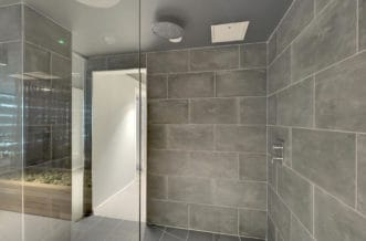 Regent's Canal Residence Accommodation - Shower