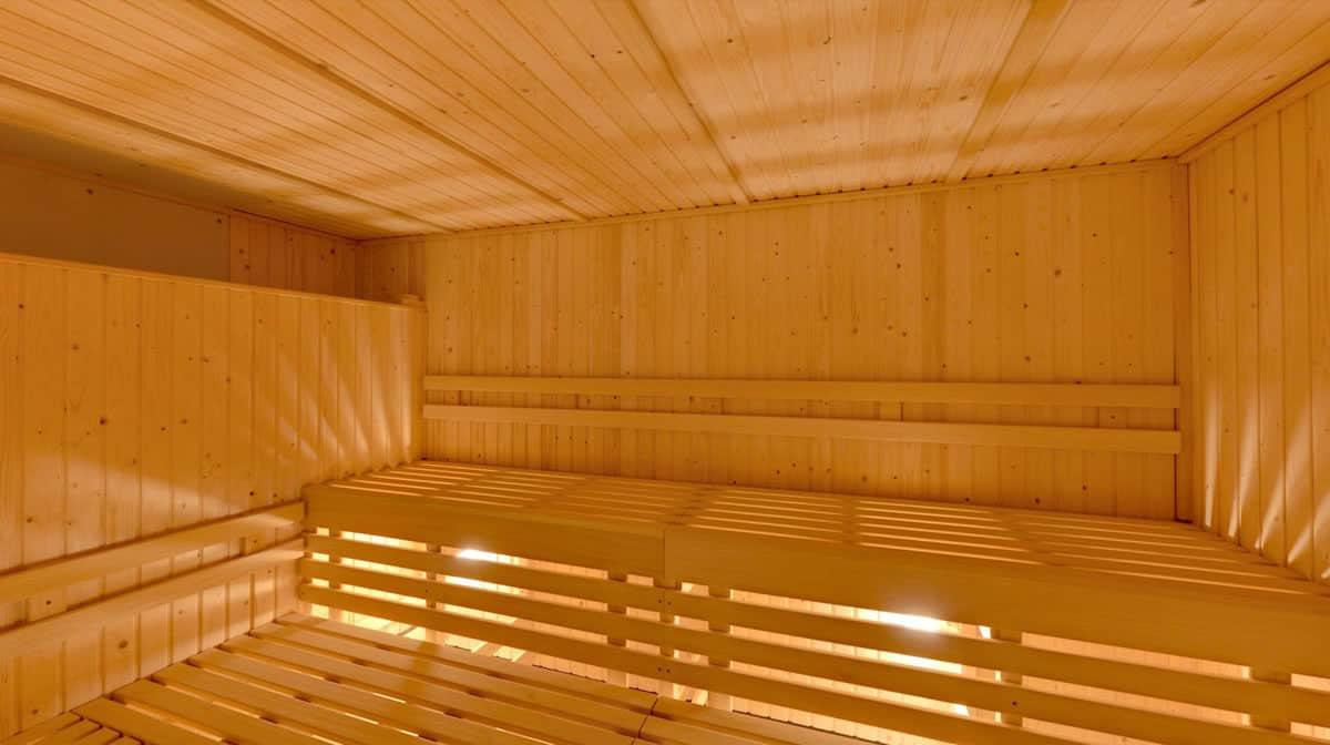 Regent's Canal Residence Accommodation - Sauna