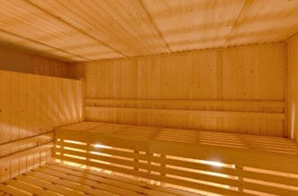 Regent's Canal Residence Accommodation - Sauna