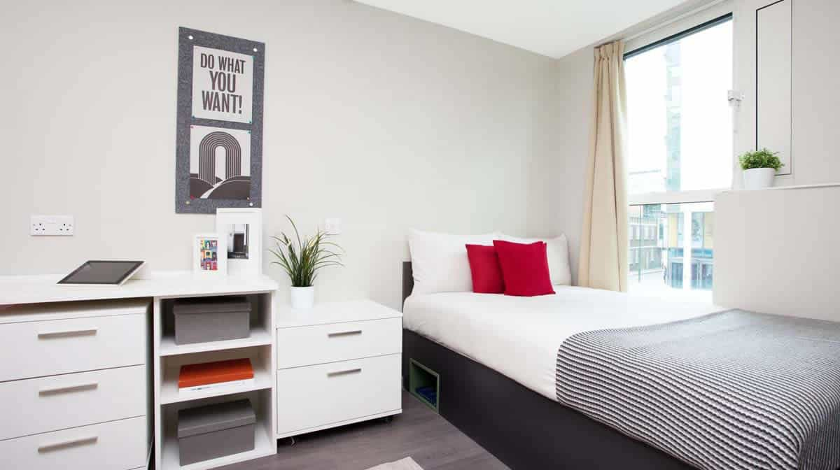 Holloway Road Residence Accommodation - Bedroom