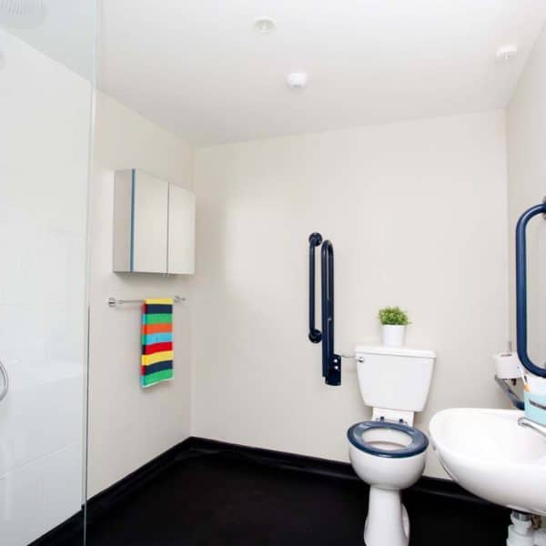 Holloway Road Residence Accommodation - Accessible Bathroom