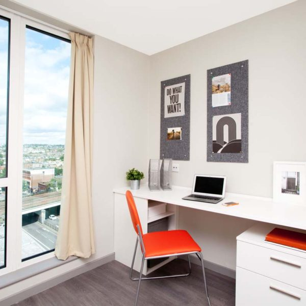 Holloway Road Residence Accommodation - Bedroom