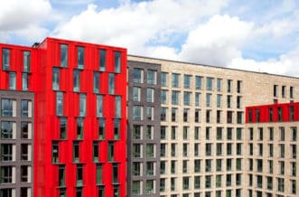 Holloway Road Residence Accommodation - External
