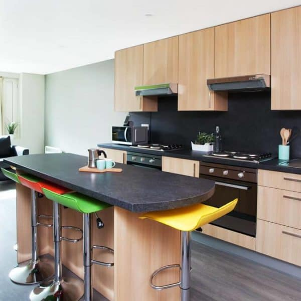 Holloway Road Residence Accommodation - Kitchen