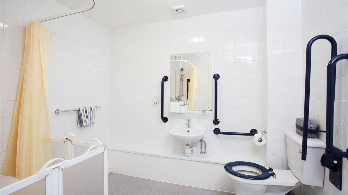 Glasgow Residence Accommodation - Bathroom