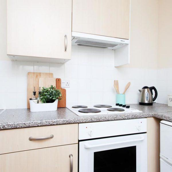 Leeds Residence Accommodation - Kitchen