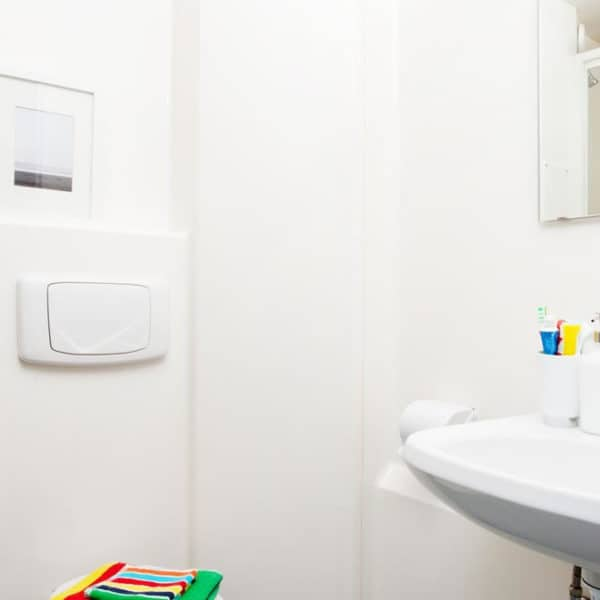 Leeds Residence Accommodation - Bathroom