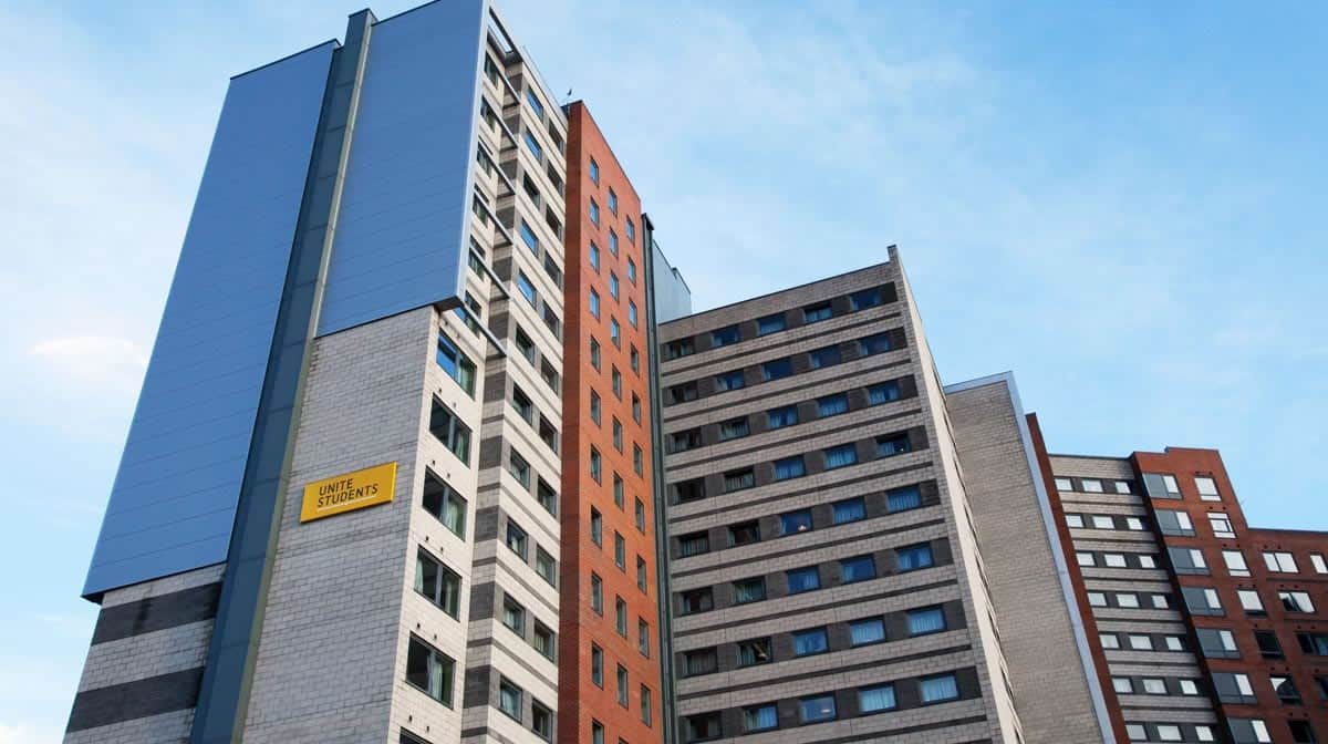 Leeds student residence