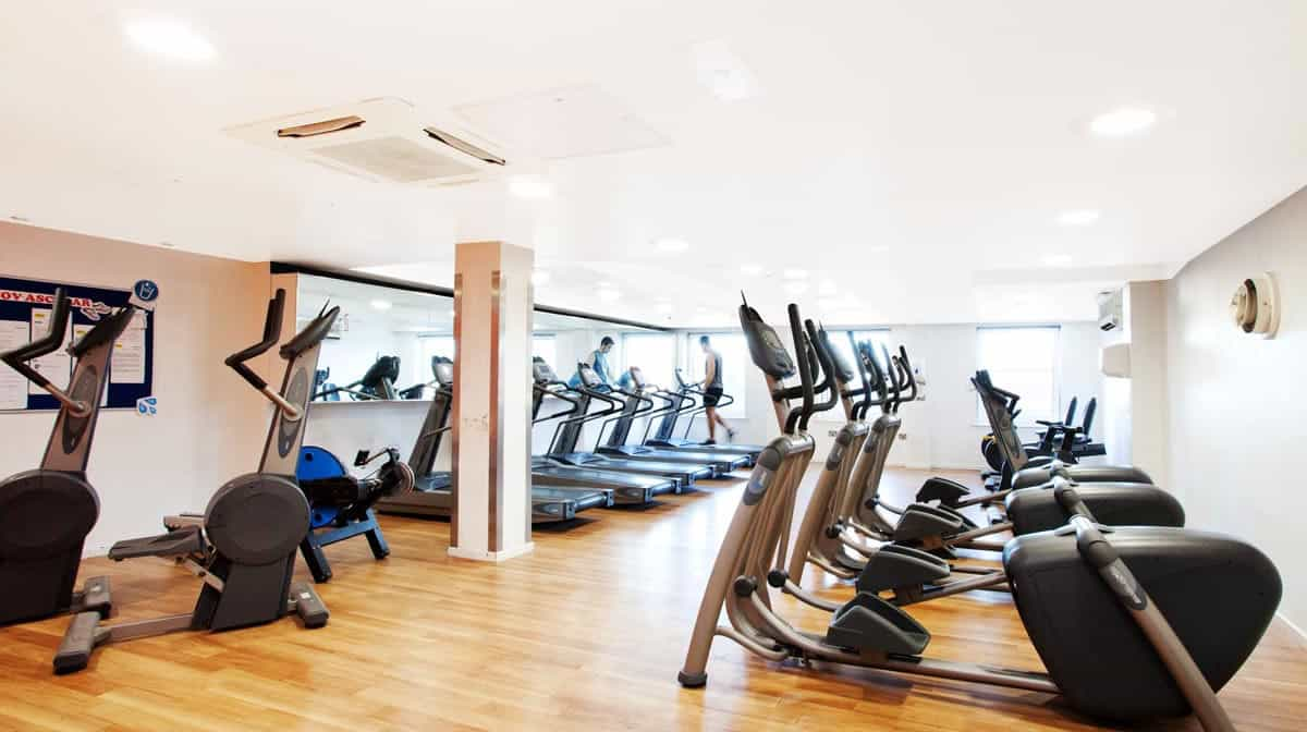 Leeds Residence Accommodation - Gym