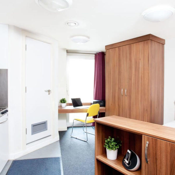 Islington Residence Accommodation - Studio