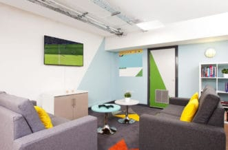 Islington Residence Accommodation - Common Room