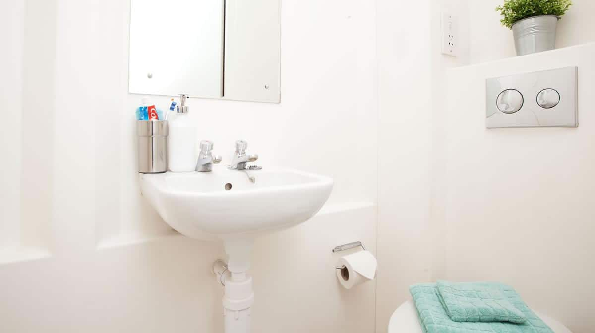 Islington Residence Accommodation - Classic Studio Bathroom