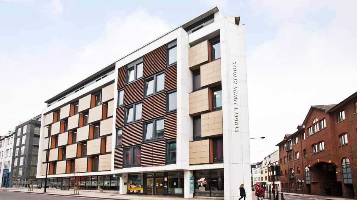 Islington Residence Accommodation - External