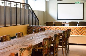 Portobello Residence Accommodation - Study Area