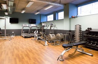 Portobello Residence Accommodation - Gym