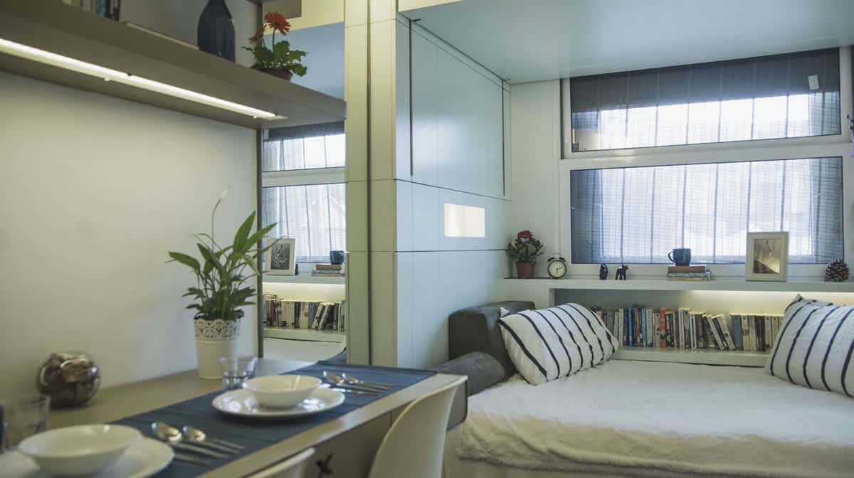 Camden Residence Accommodation - Studio