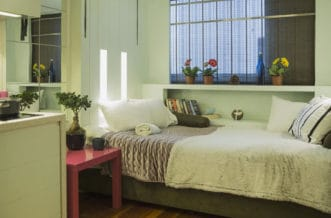 Camden Residence Accommodation - Bedroom