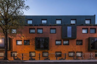 Camden Residence Accommodation - External