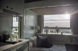 Colindale Residence Accommodation - Club Studio Sky View