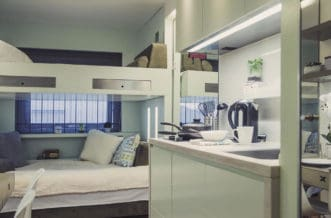 Willesden Residence Accommodation - Studio