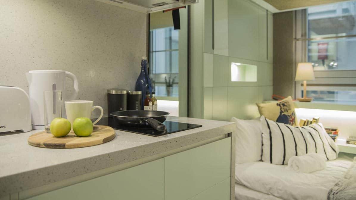 Colindale Residence Accommodation - Club Studio