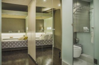 Colindale Residence Accommodation - Club Suite Sky View