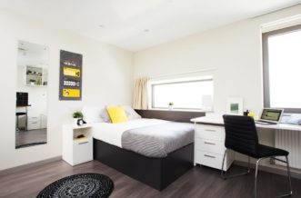 Stratford Residence Accommodation - Basic Studio